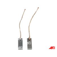 Щётки генератора AS AB9001