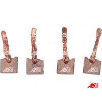 Щётки стартера AS BSX175-176