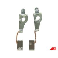 Щётки генератора AS RX103F