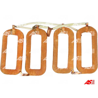 Статор стартера AS SF1002